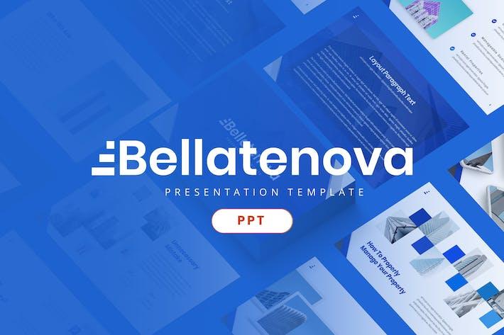 Thumbnail for Bellatenova - Company Powerpoint Template
