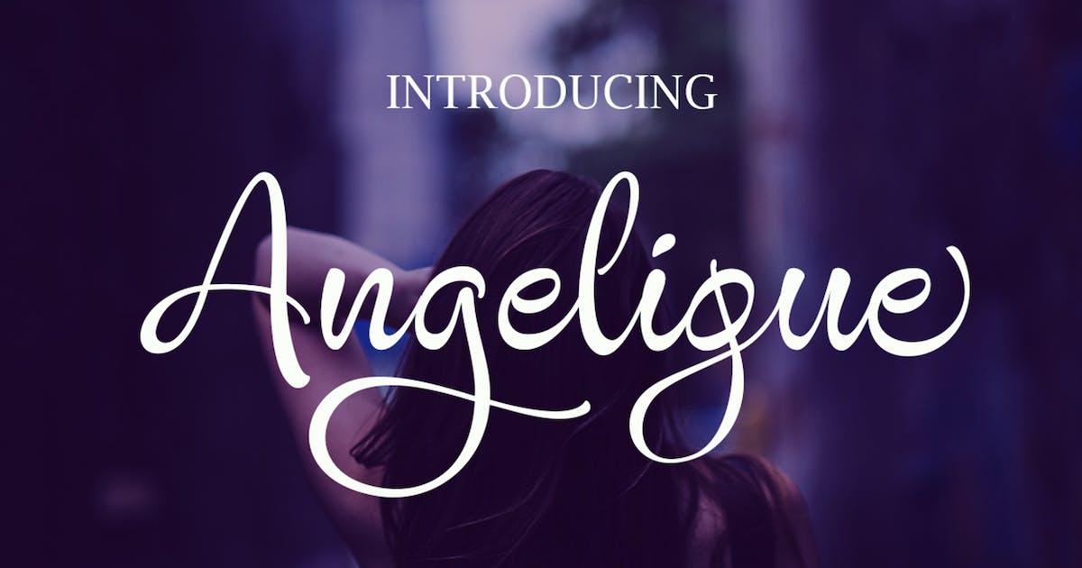 Download ANGELIQUE Script by Byulyayika
