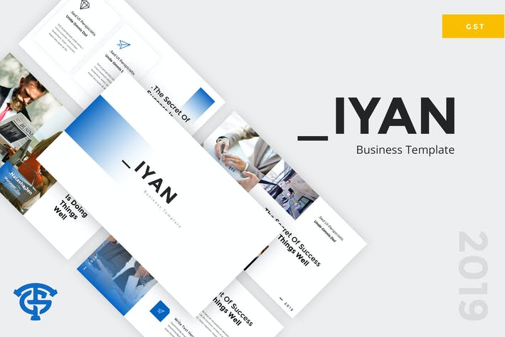 Thumbnail for Iyan Business - Google Slides