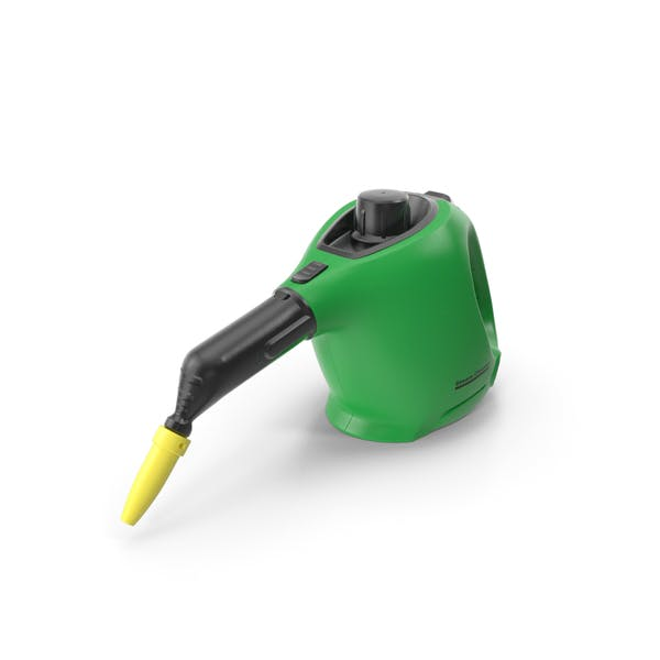 Handheld Steam Cleaner with High Pressure Nozzle