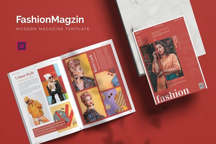 Thumbnail for FashionMagzin - Magazine