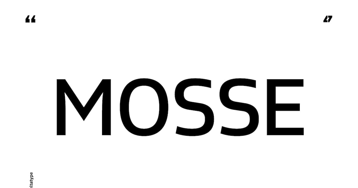 Mosse by crftsco