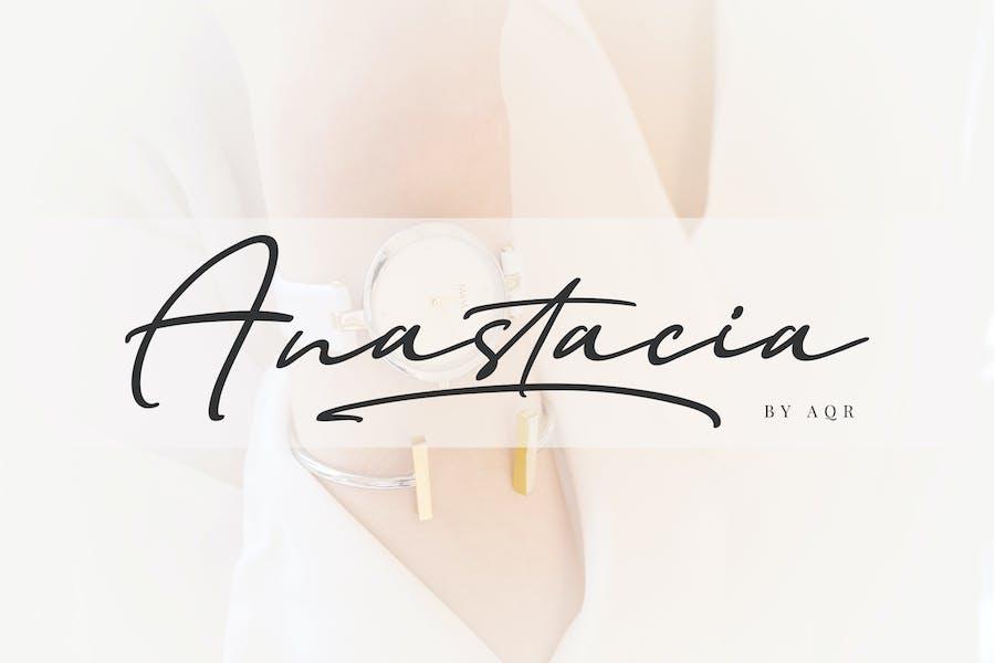 Police Signature Anastacia