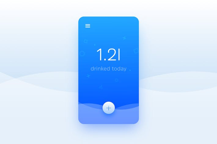 Thumbnail for Water Hydration App Tracker