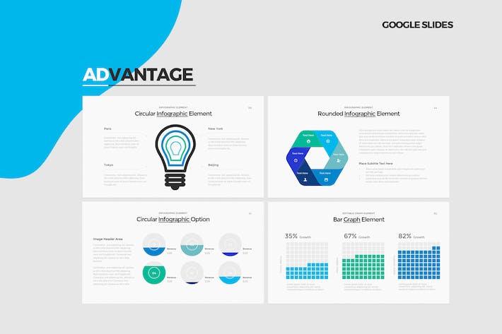 Thumbnail for Vantage Google Slides