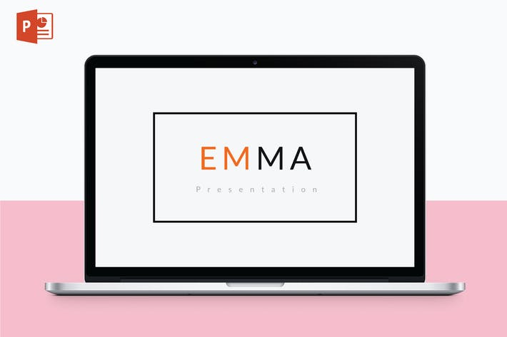 Thumbnail for EMMA - Multipurpose Powerpoint Template V64