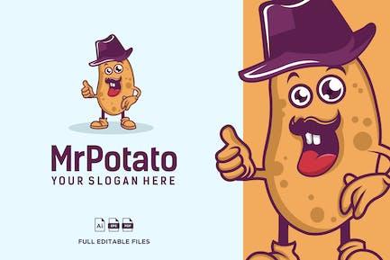 Potato Logo - Widtemp