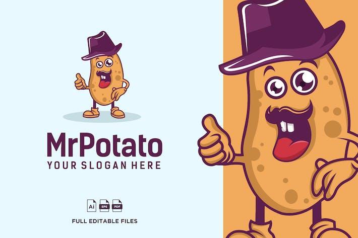 Thumbnail for Potato Logo Design - [code PW]