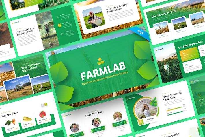 Farmlab - Keynote о сельском хозяйстве и органических продуктах питания