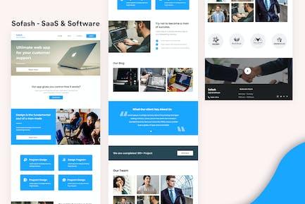 Sofash - SaaS & Software Email Newsletter