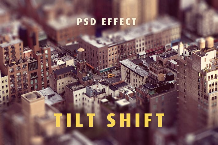 Thumbnail for Tilt-Shift Lens Effect
