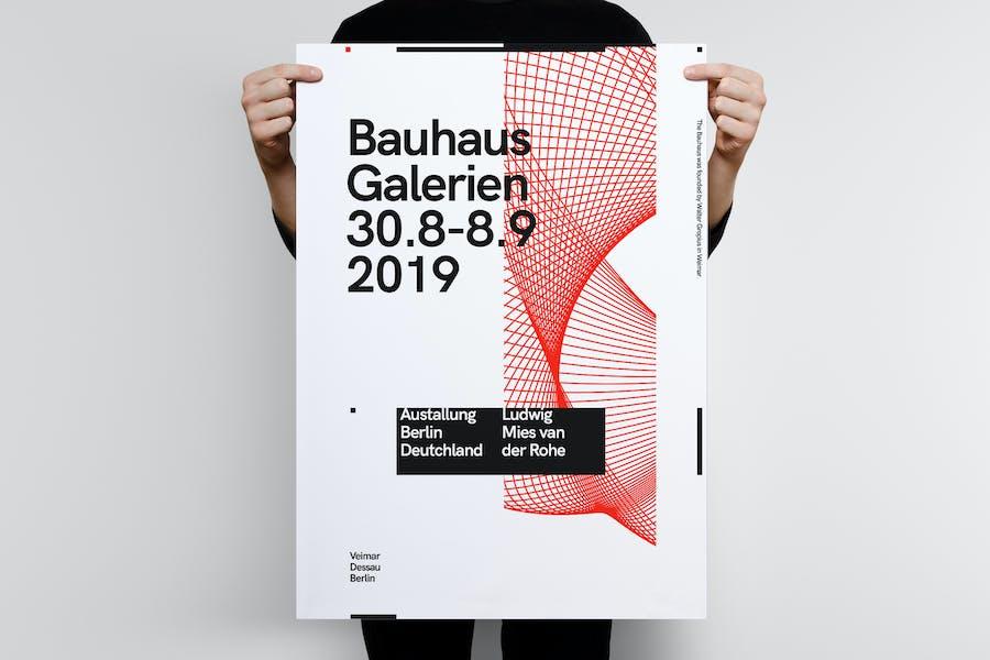 Austallung Poster Template
