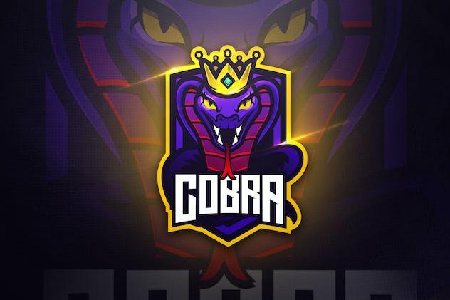 Cobra - Mascot & Esport Logo