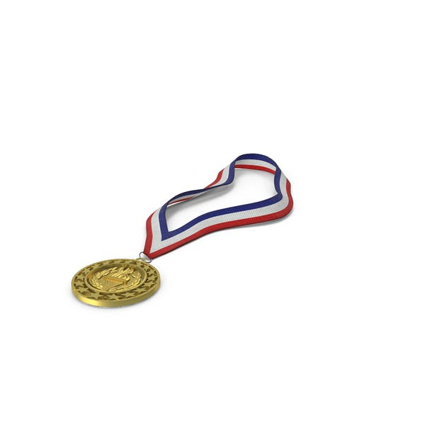 Thumbnail for Olympic Style Medal