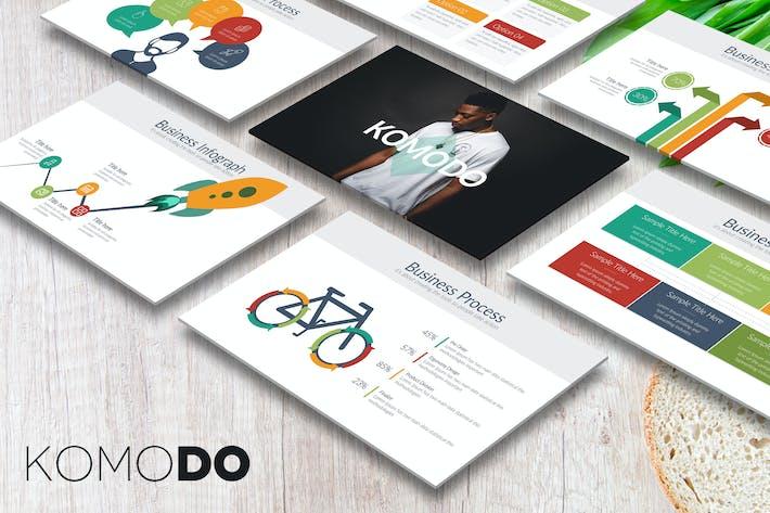 Cover Image For KOMODO Keynote