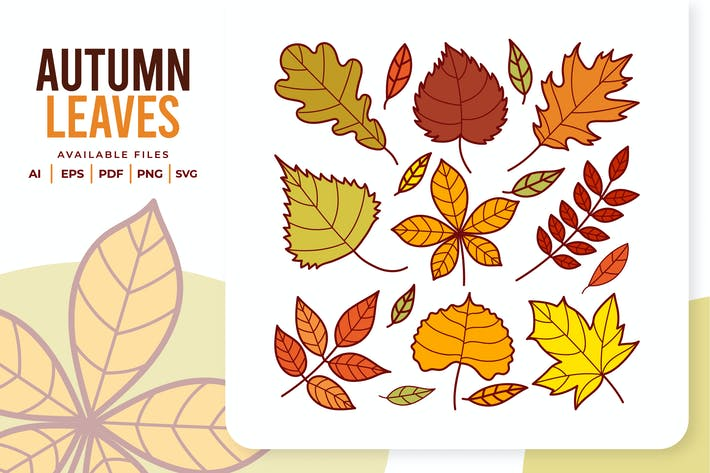 Thumbnail for Herbstblätter