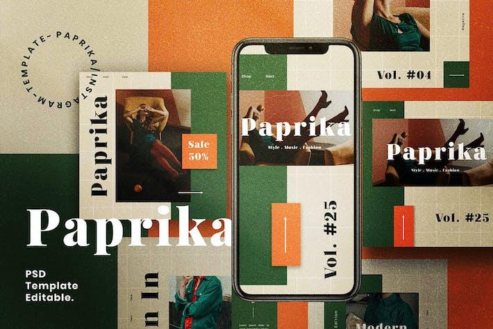 Paprika - Marketing des médias sociaux