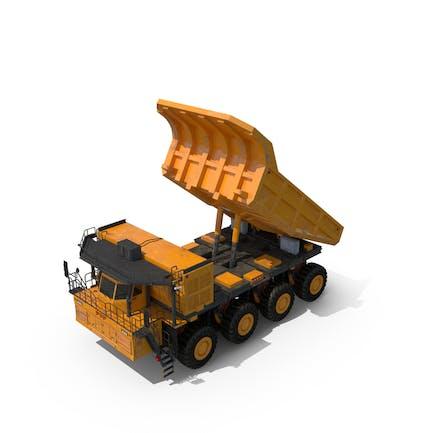Bergbau LKW Hopper Up
