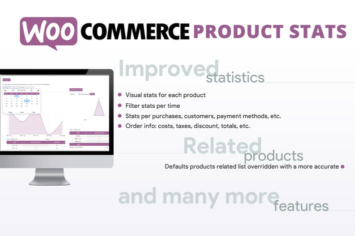 Thumbnail for WooCommerce Product Stats and Related!