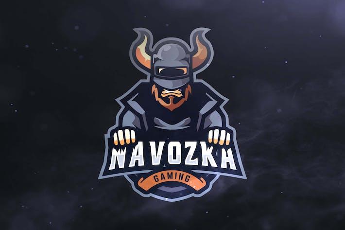 Thumbnail for Bull Gaming Sport and Esports Logos