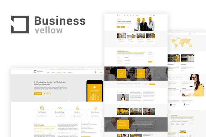 Thumbnail for Yellow Business