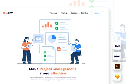 Effective workflow and direction