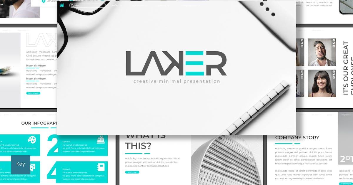 Download Laker - Keynote Template by inspirasign