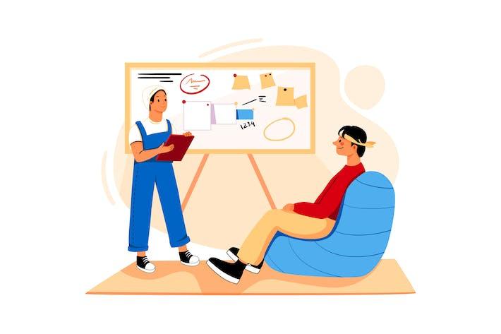 Creative Idea Presentation