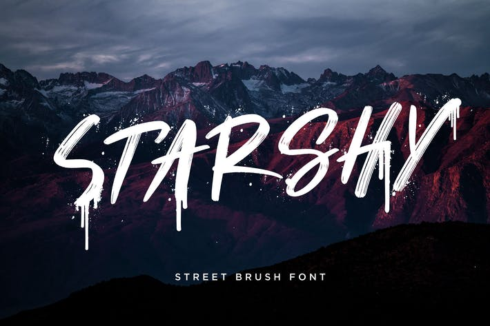 Thumbnail for Starshy Street Brush