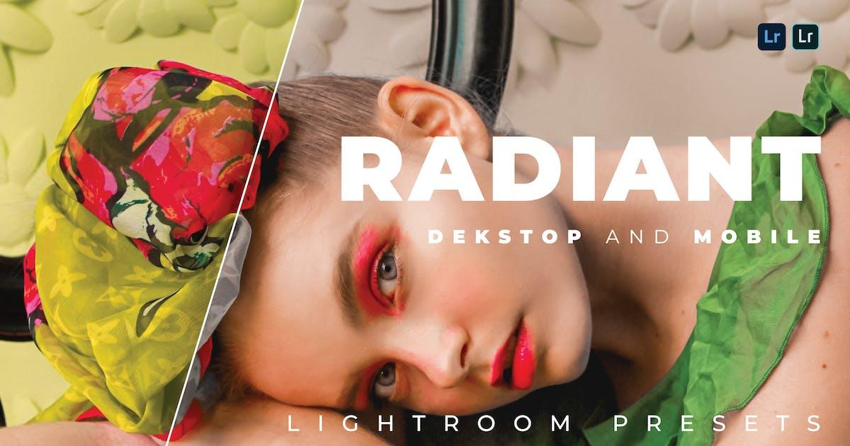 Download Radiant Desktop and Mobile Lightroom Preset by Bangset