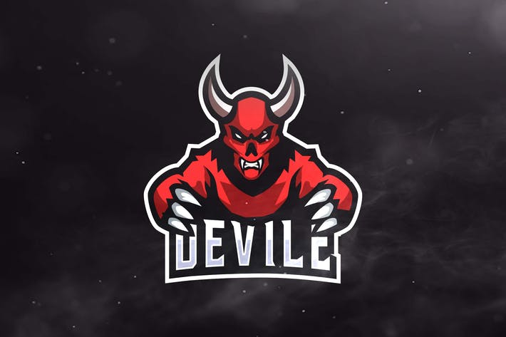 Thumbnail for Devil Sport and Esports Logos
