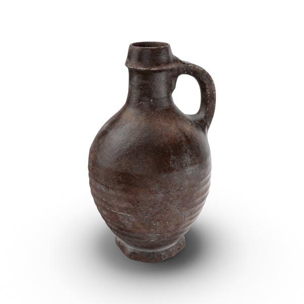 Cover Image for Medieval Ceramic Wine Jug