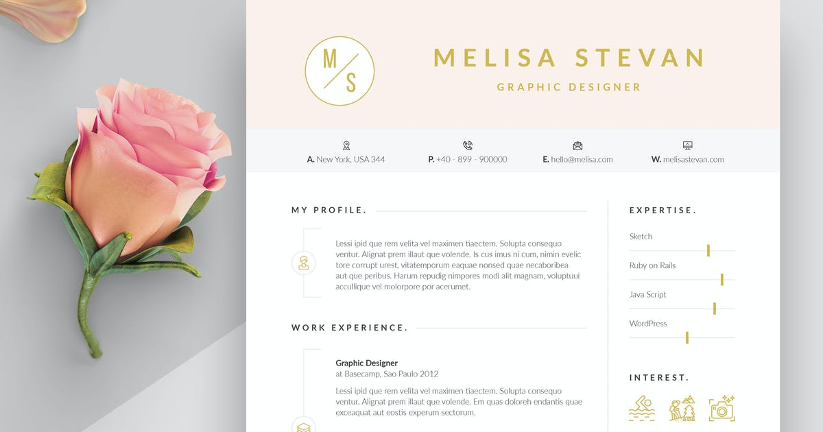 Download Resume by broluthfi