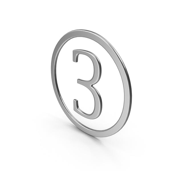 Thumbnail for Number Three in Ring