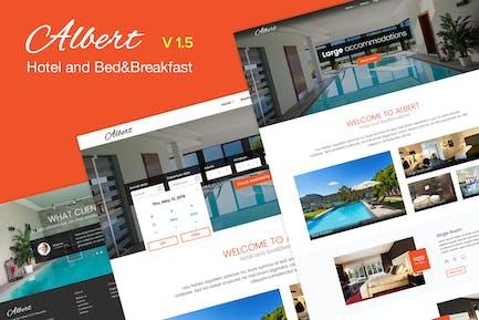 Albert - Hotel and Bed&Breakfast