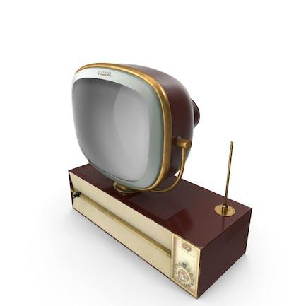 Retro 1959 Philco Predicta Princess Swivel TV