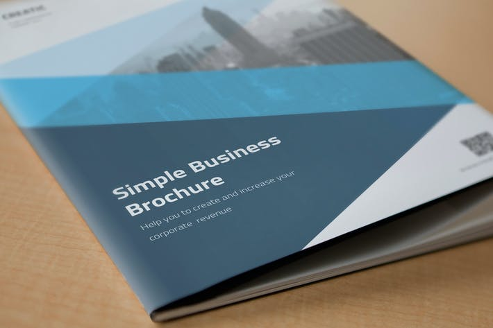 Thumbnail for Business Brochure