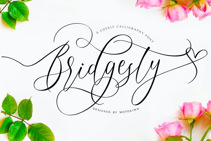 Thumbnail for Bridgesty - Modern Calligraphy