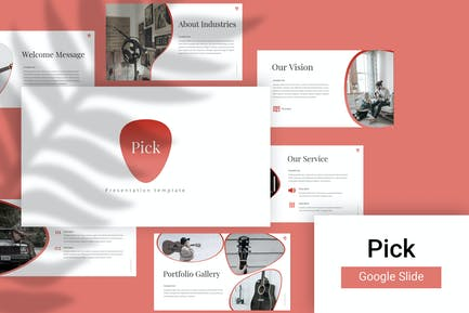 Pick Google Slide