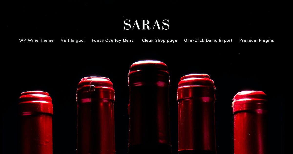 Download Saras - Wine WordPress Theme by disgogo