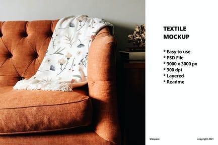 Textile Mockup