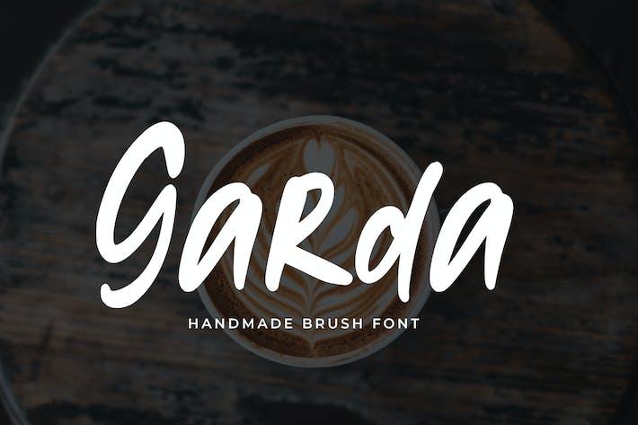 Thumbnail for Garda Font