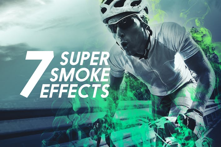 Thumbnail for 7 Super Smoke Effects