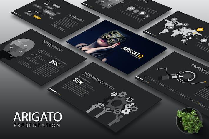 Thumbnail for Arigato Powerpoint