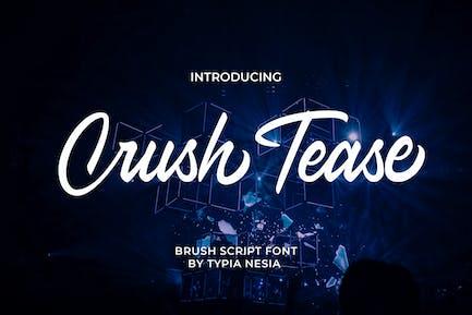 Crush Tease Script