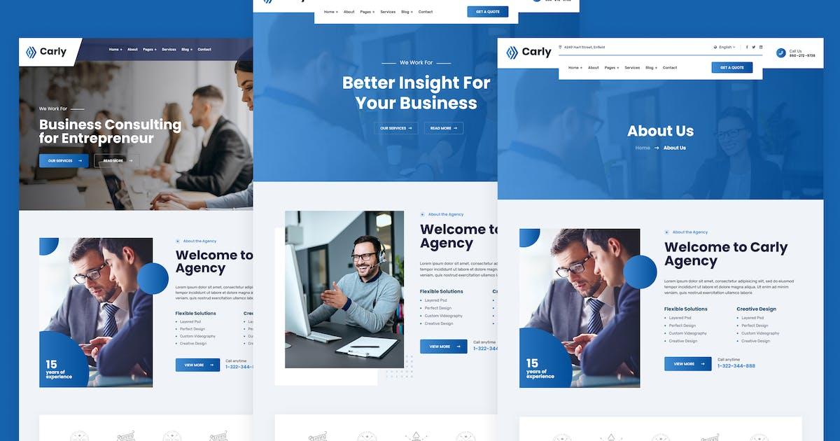 Download Carly - Multipurpose Business WordPress Theme by shtheme