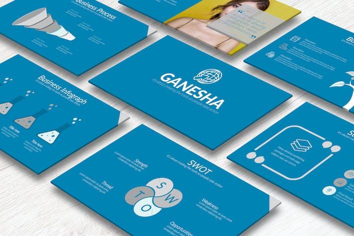 Thumbnail for GANESHA Google Slides