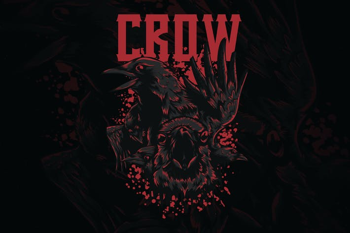 Thumbnail for The Crow