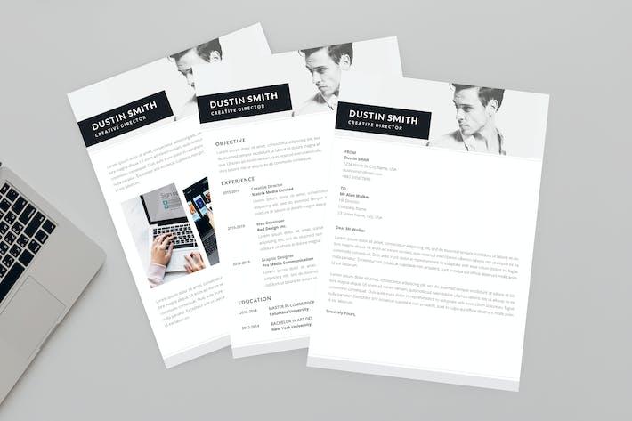 Thumbnail for Potency Resume Designer