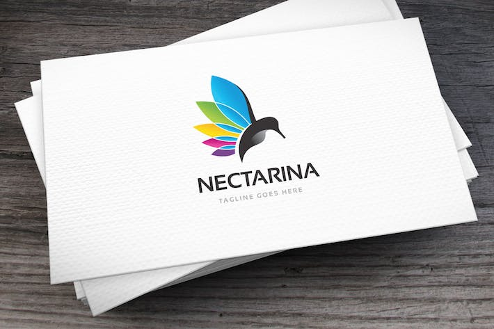 Thumbnail for Nectar Colors Logo Template